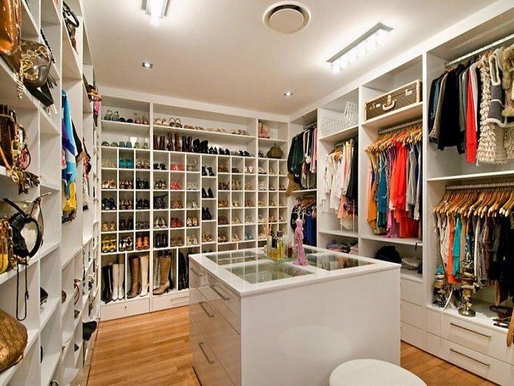 Cabina Armadio Home Decor : Idee per cabina armadio e guardaroba living corriere