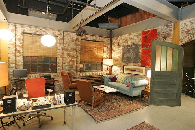 The humprey loft from gossip girl for Loft reformas