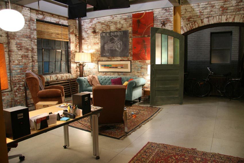 The Craziest House Ideas You Need To Read: The Humprey Loft From Gossip Girl