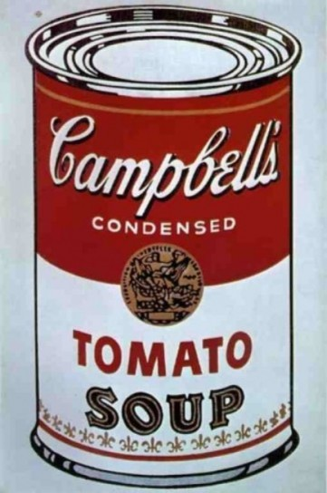 Andy Warhol e la Pop Art