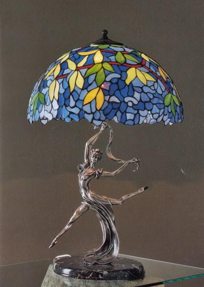 Le lampade Tiffany, dal 1900 ad oggi |