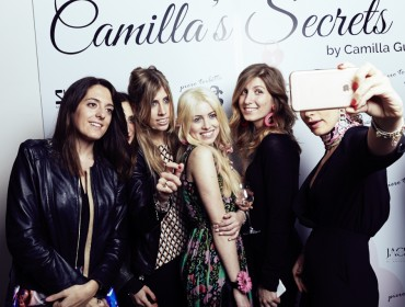 Camilla's Secrets party