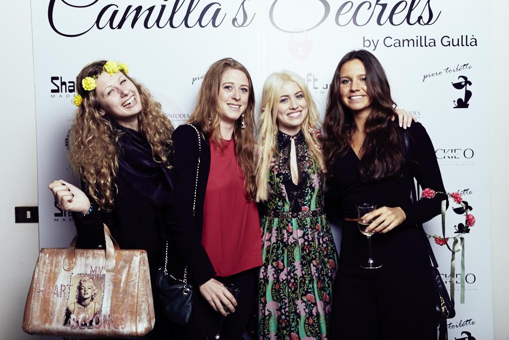 Camilla's Secrets