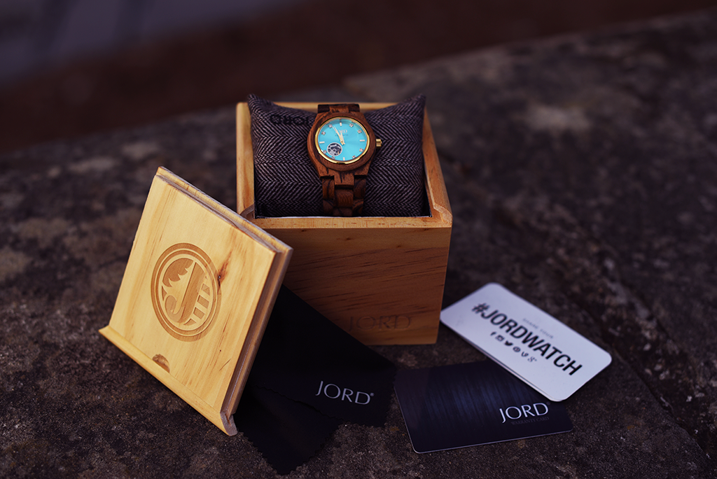 wood watches