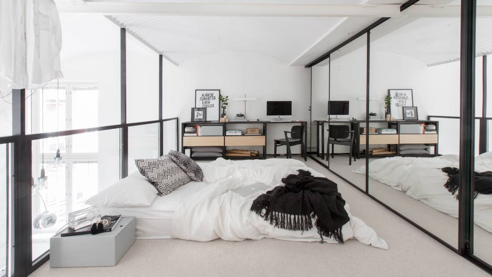 Bedroom-in-the-Scandinavian-style