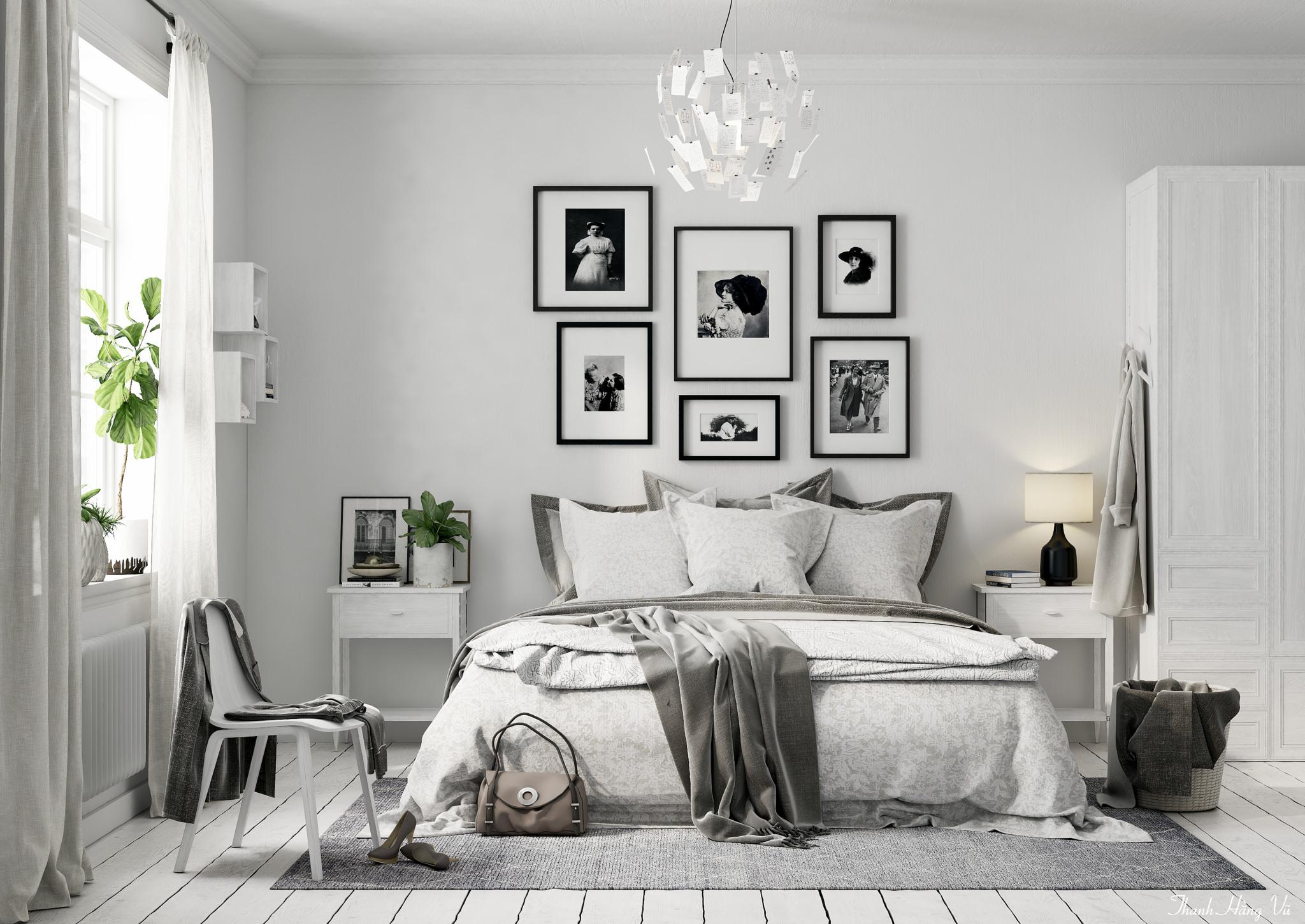 Arredare la tua camera da letto in stile scandinavo for Arredare con stile